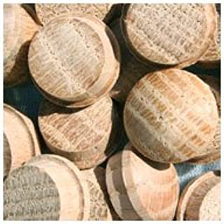 WIDGETCO 5//8 Oak Wood Plugs End Grain