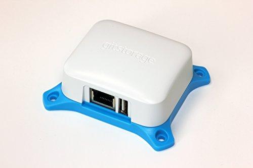 gitstorage ソースコードサーバー 64GB ブルー