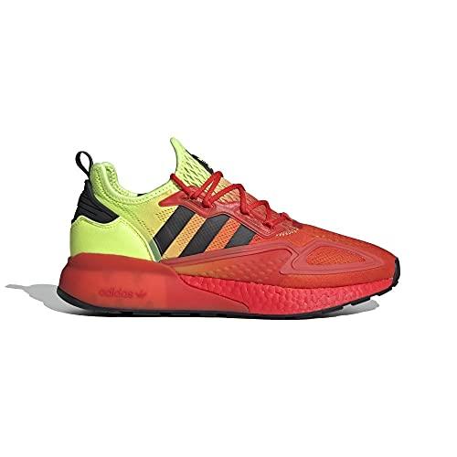adidas Originals ZX 2K Boost - Zapatillas deportivas, Amarillo (amarillo), 47 1/3 EU