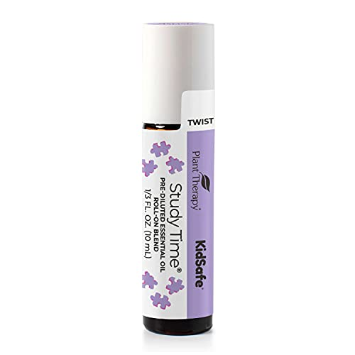 Plant Therapy KidSafe Study Time Essential Oil Blend for...