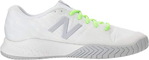 New Balance 996v3 Court, Zapatos de Tenis Unisex niños, White, 18 EU
