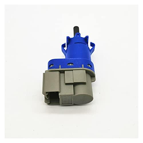ZHANGXIN XINGSTOR Ajuste para Volvo C30 D2, D3, D4 C70 S40 V50 Lincoln MKX MKZ Sensor de Interruptor de luz de Freno Fit para Ford 8T4T-9G854-AA 8T4T9G854AAA 4838697 (Color : 4 Pins)