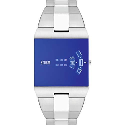 Storm London New REMI SQ Lazer Blue 47430/LB Herrenarmbanduhr