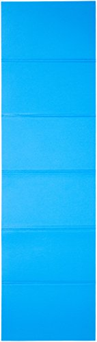 Relags Isomatte 'Faltbar, blau, 180x50x0,8cm