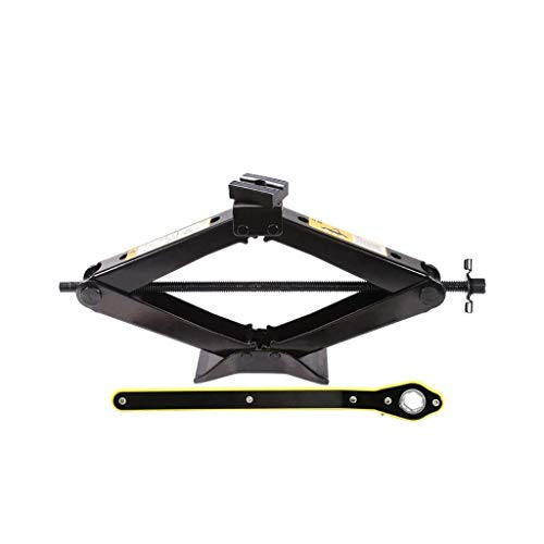 XCJJ Trolley Jack Car Jack Trolley Floor Jack Wagon Achshalterung Car Caravan Carriage Scissor Jack