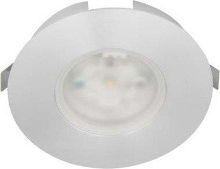 Unbekannt Barthelme Möbeleinbaustrahler 62544227 2,3W 2800K Luna Downlight/Strahler/Flutlicht 4021553018829