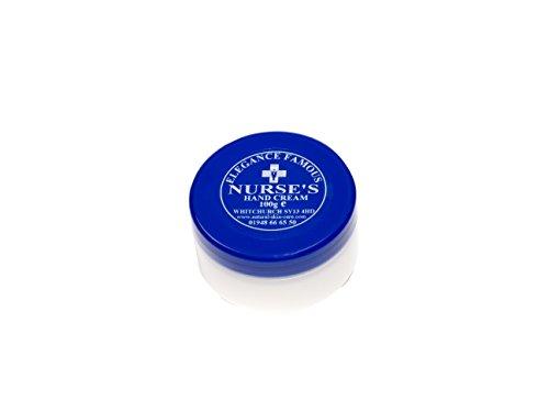 Crème Mains Infirmières 100g. Fabriqué par Elegance Natural Skin Care en Grande-Bretagne