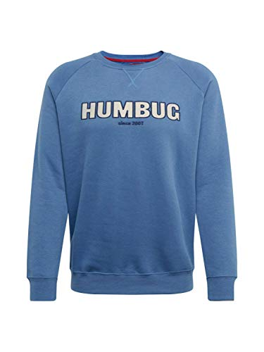 derbe Herren Sweatshirt Horst Humburg blau Shadow - XL