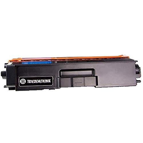 Compatible con tónerSuministros compatibles Compatibles con el Brother TN-310 TN-320 TN-370 TN-390 TN-370 TBN-390 TN-340 Caja para Brother HL-4140CN, HL-4150CDN, HL- red