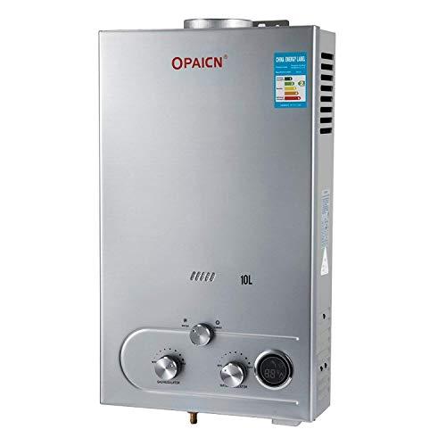 Olibelle 10L-LPG 12 KW Chauffe-eau Gaz Radiateur Pour...