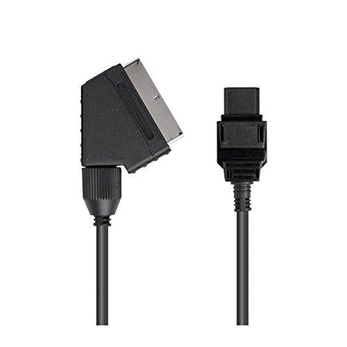 Link-e : cable de conexión peritel scart rgb audio/video para la consola de juegos Nintendo NES