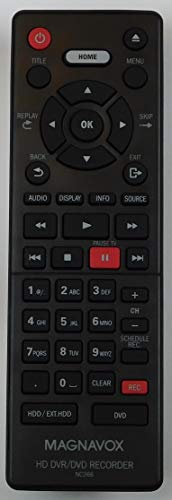 Managvox - Remote Control NC266UH