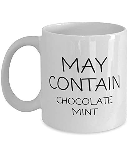 Ontaining Likeur Koffiemok - Kan Chocolademunt bevatten, het beste voor alcoholliefhebbers, moeders, vaders, mannen en vrouwen, goed voor kantoor, thuis, bar