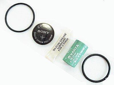 Suunto Vytec, HelO2, Vyper Air Sender/Empfänger Batterie Kit