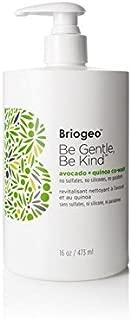Briogeo Be Gentle, Be Kind Avocado + Quinoa Co-Wash 473ml (Pack of 4)