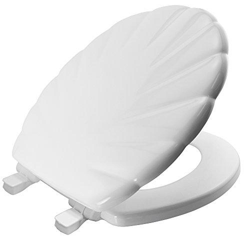 Bemis 5900ZELT000 Shell Toilet Seat, White