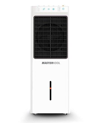 Masterkool iKool-25 Plus Verdunstungsluftkühler mit Fernbedienung und Timer