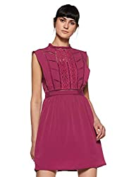 NUSH by Anushka Sharma Crepe a-line Dress