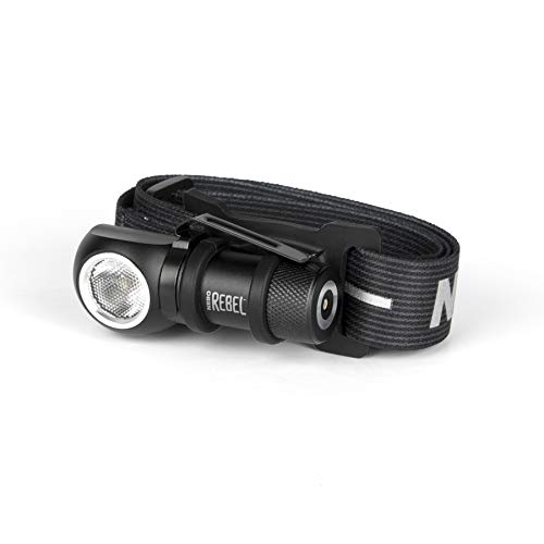 NEBO REBEL Tactical Head Lamp: Small enough to fit in the palm of your...