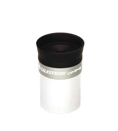 Celestron Omni Plössl - Ocular para telescopios (6mm, 1,25