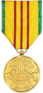 Vietnam Service Medal Anodized