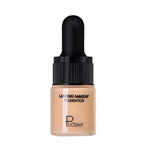Professional Makeup Contour Concealer,Flüssiger Foundation Concealer repariert feuchtigkeitsspendende Foundation