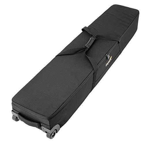 Impact LKB-RCS Light Kit Bag Rolling C-Stand Case (Black)