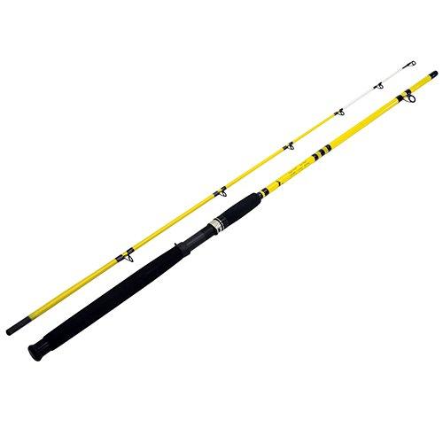 Eagle Claw Catclaw Casting Rod, 8' Length. 2Piece Rod, Medium/Heavy Power