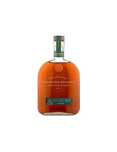 Woodford Reserve Kentucky Straight Rye Whiskey 45,2% 0,7l Flasche