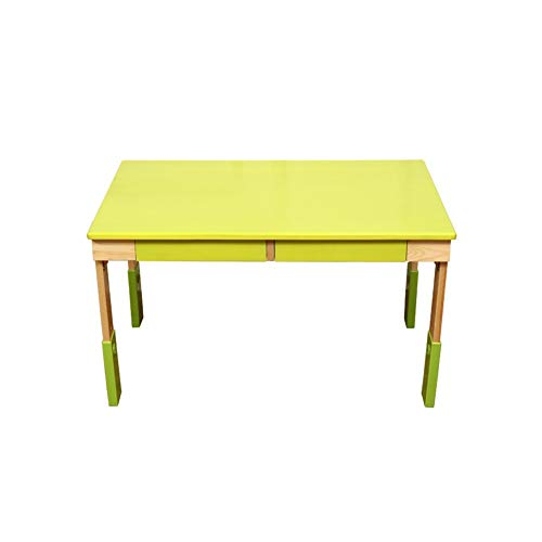 Massivholz Heb- Klapptisch Ist Einfach Und Praktisch Und Kann Als Esstisch Mit Doppel Schubladen for Einfache Lagerung Verwendet Werden. (Size : 90x50x65cm)