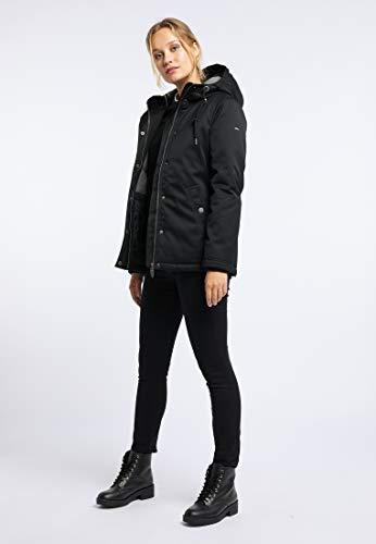 usha BLUE LABEL Winterjacke Damen 29201187 schwarz, XL