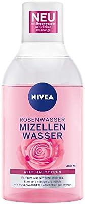 NIVEA Rosenwasser Mizellenwasser 400