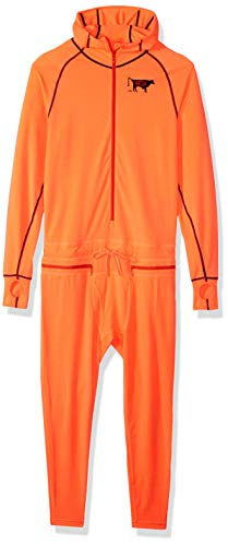 AIRBLASTER Herren Classic Ninja Anzug, GNU Hot Coral, XS