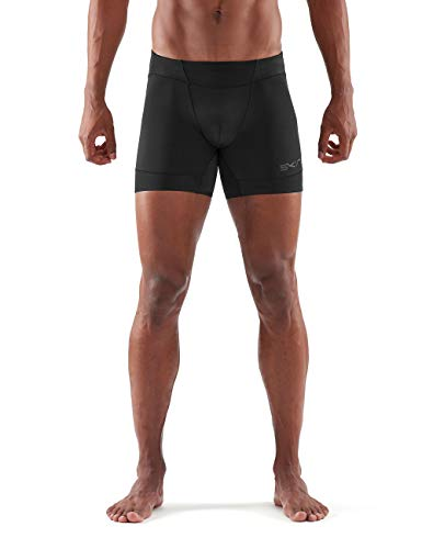 SKINS DNAmic Ultimate Mens Powershort Black Homme, FR : S (Taille Fabricant : S)