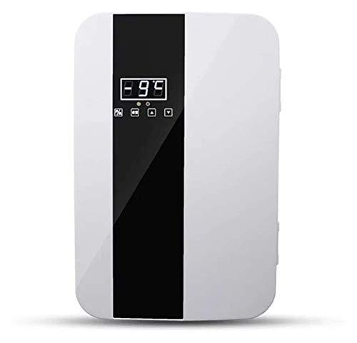 SHUHANG Frigorífico y calefacción Compact Mini Fridge 22L con termostato Digital Refrigeración de Doble núcleo para automóviles Viajes por Carretera (Size : 29x34x35cm)