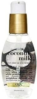 OGX Nourishing Coconut Milk Anti-Breakage Serum - 3PC