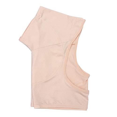 HEALLILY Gilet Anti-Transpiration Gilet Sous-Vêtements Gilet Réutilisable Aisselle Aisselle Coussinets de Sueur Boucliers Bouclier Anti-Transpiration Lavable Gilet pour Les Femmes Taille