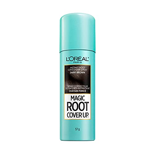 L'Oreal Paris Hair Color Root Cover Up Dye, Dark Brown, 2 Ounce by L'Oreal Paris