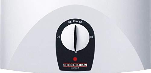 STIEBEL ELTRON Kleinspeicher SH 10 SL, 2 kW, druckfest, Übertisch, stufenlose Temperaturwahl über Drehwähler, Frostschutzstellung, Signallampe, 229475 - 3