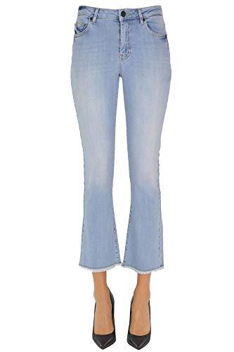 Pinko Luxury Fashion Donna MCGLDNM0000B7019E Azzurro Jeans   Stagione Outlet