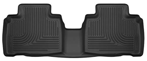 Husky Liners - 52501 Fits 2015-19 Ford Edge X-act Contour 2nd Seat Floor Mat...