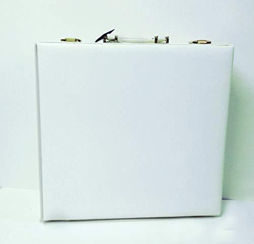 Dreamsbinder Maletín attaché rígido. Medidas 40x40x10cm(Lomo). Transporte de álbum de Fotos. Cierre Llave.