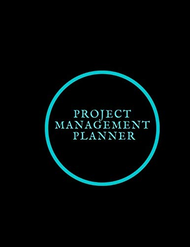 Project Management Planner: Project Manager Planner    Productivity  Planner for Project Manager  A Guide to Measure Project Task  & Monitor  Project ... in Organization  Project Planner Tracker