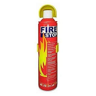 Kitchen and Home Fire Extinguisher for Fire Safety (Red)