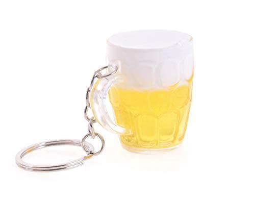 Familienkalender Bierglas Schlüsselanhänger Bier Pils Anhänger mit Schaumkrone | Bier | Pils | Geschenk für Männer | Glas |