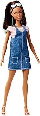 Barbie Overall Awesome Fashion Doll