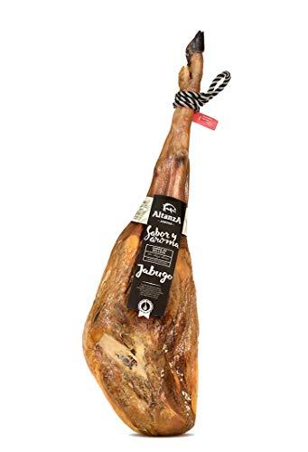 Jamón Ibérico de Bellota de Altanza con un peso de 7,5 kg
