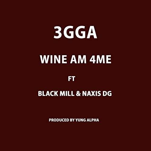 3gga feat. Black Mill & Naxis DG