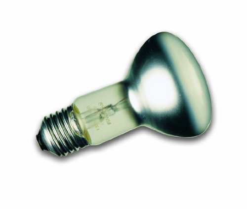 Sylvania Reflektorlampe R80 60 Watt 80 Grad (10 Stück)