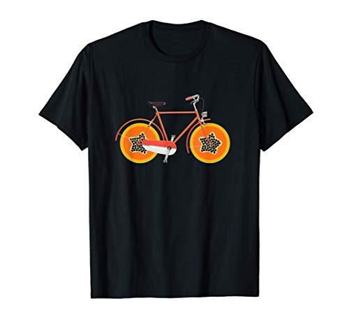パパイヤ トロピカル くだもの 自転車 冒険 運動 サイクリスト 散策 果物好き 健康 利点 免疫ブースト ビタミン Tシャツ